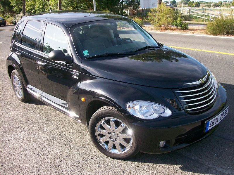 chrysler pt cruiser 2 2 crd details of cars on. Black Bedroom Furniture Sets. Home Design Ideas