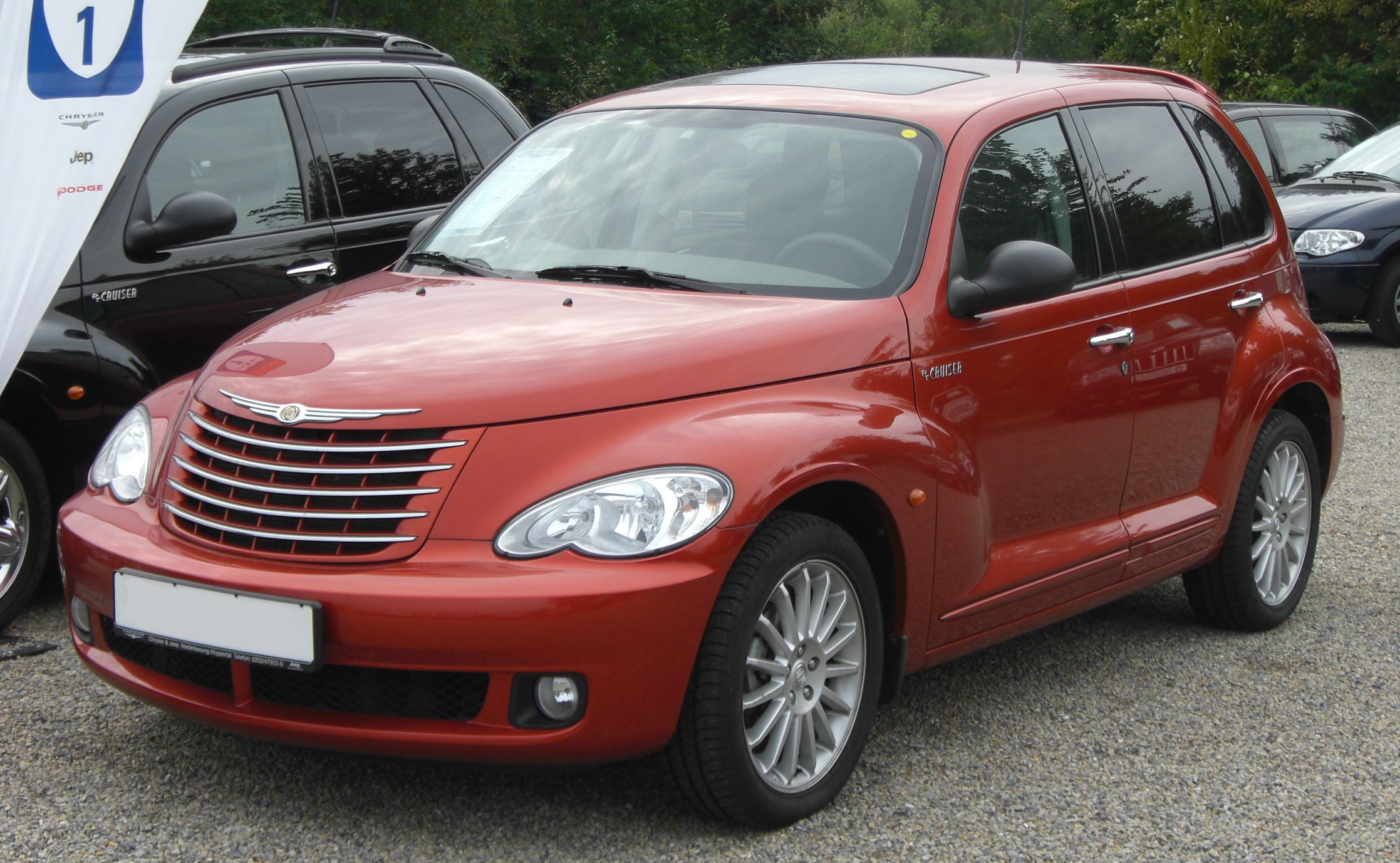 Chrysler pt-cruiser crd