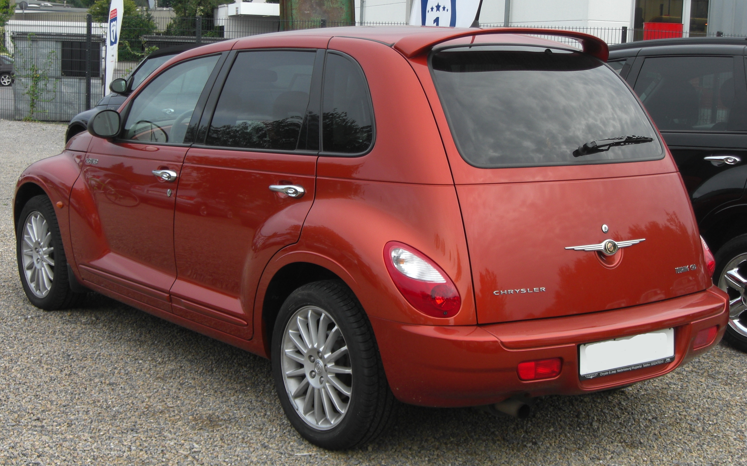 Chrysler pt cruiser touring 2.0