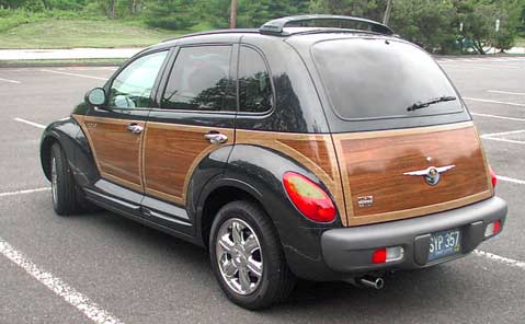 Chrysler pt-cruiser turbo