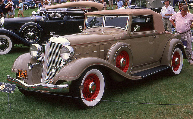 Chrysler royal eight