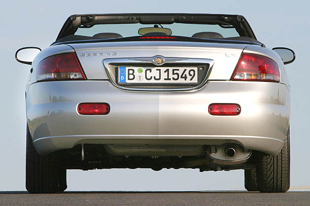 Chrysler sebring 2.4 limited