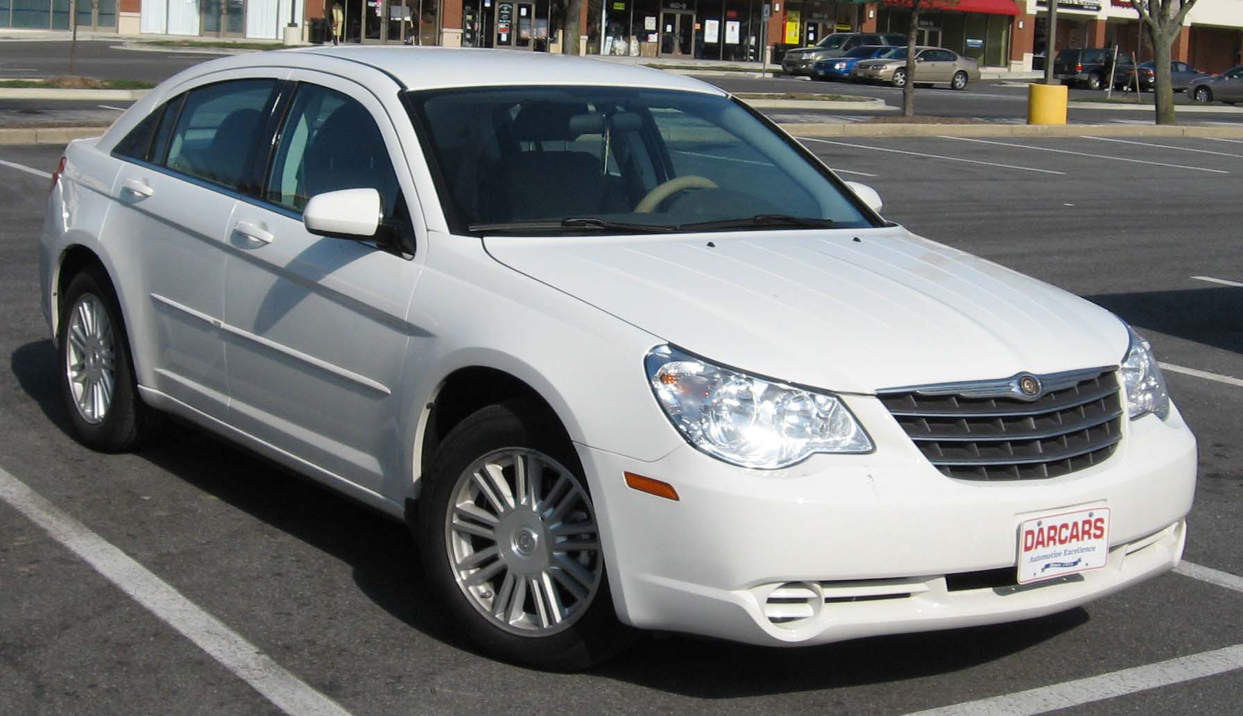 Chrysler sebring 2.4 touring