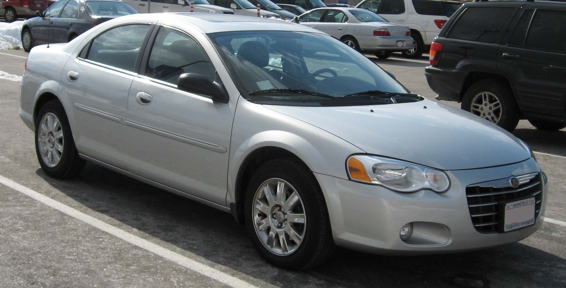 Chrysler Sebring In Houston 187 Exchange Cars In Your City