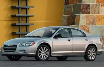 Chrysler sebring tsi