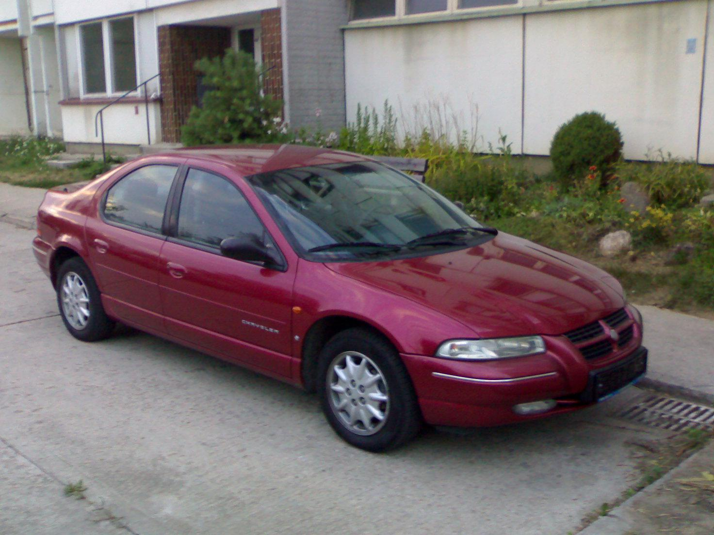 Chrysler stratus 2.0 le