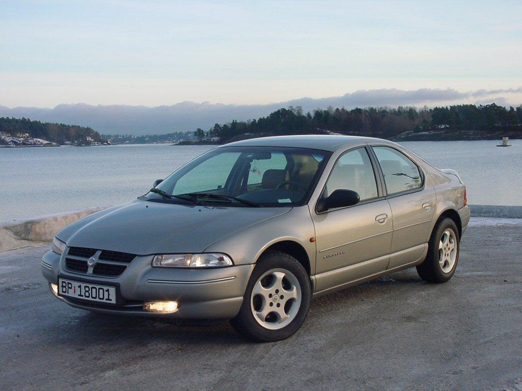 Chrysler stratus 2.5 lx v6