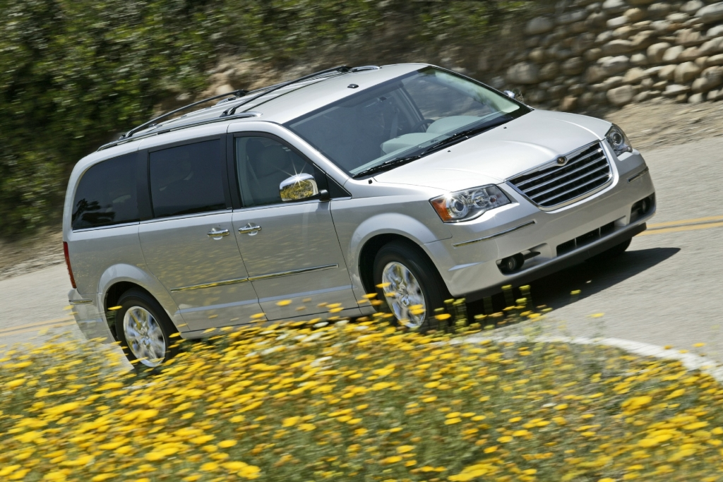 Chrysler town & country 3.3