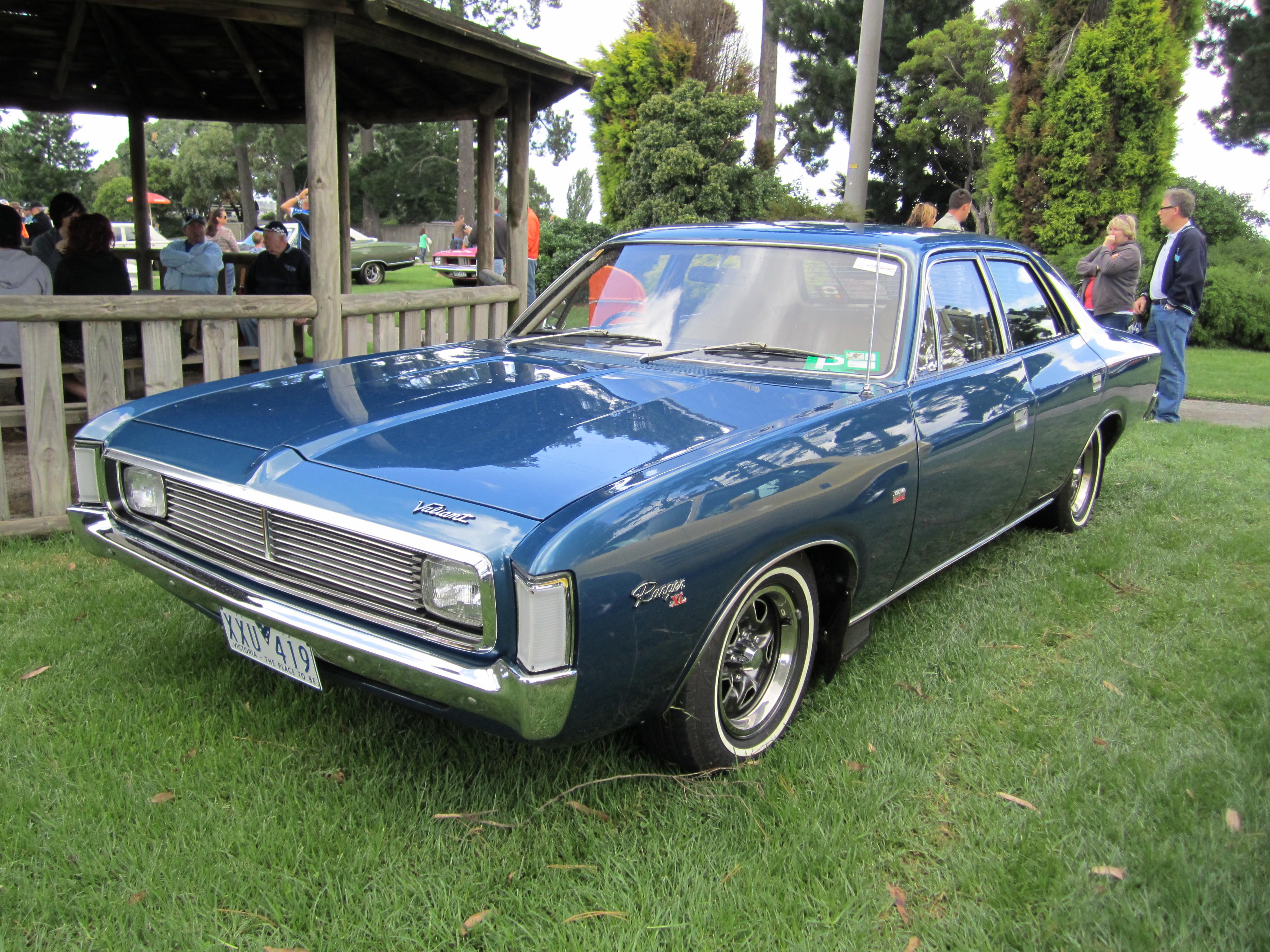 Chrysler valiant vh