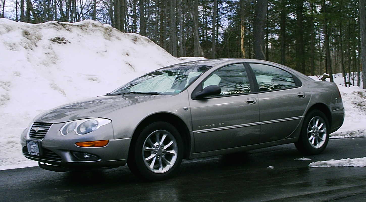 Chrysler vision 3.5