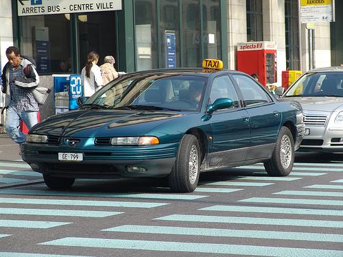Chrysler vision tsi