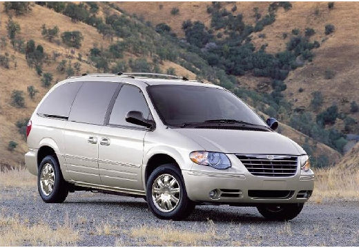 Chrysler voyager 2.5