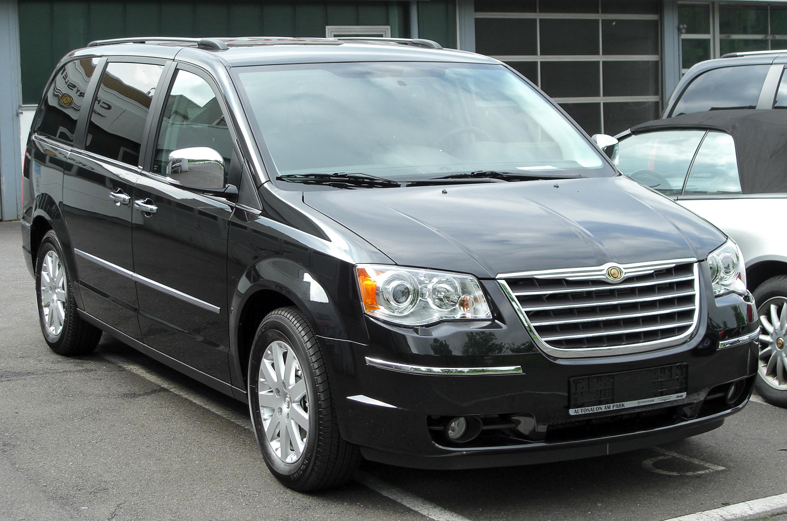Chrysler voyager v6
