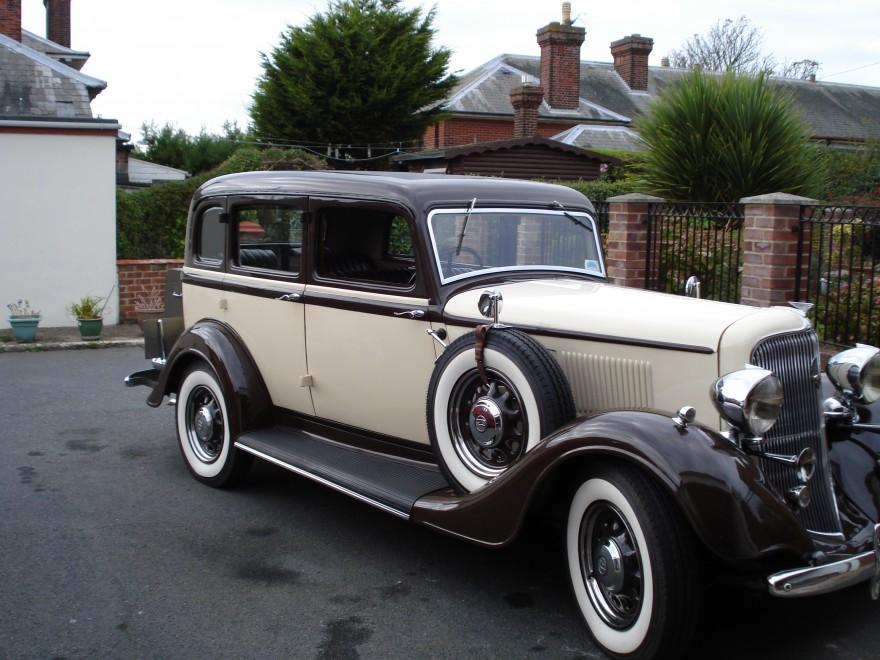 Chrysler wimbledon