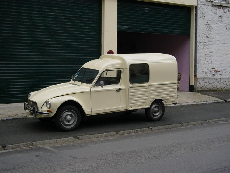 Citroen akadiane