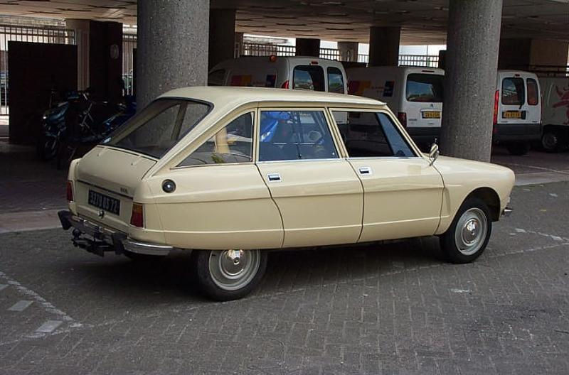 Citroen ami 8 berline