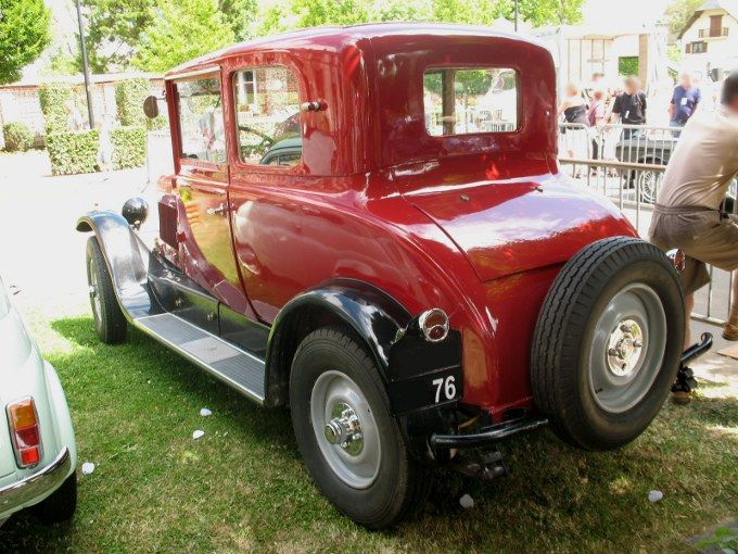 Citroen b14 cabriolet