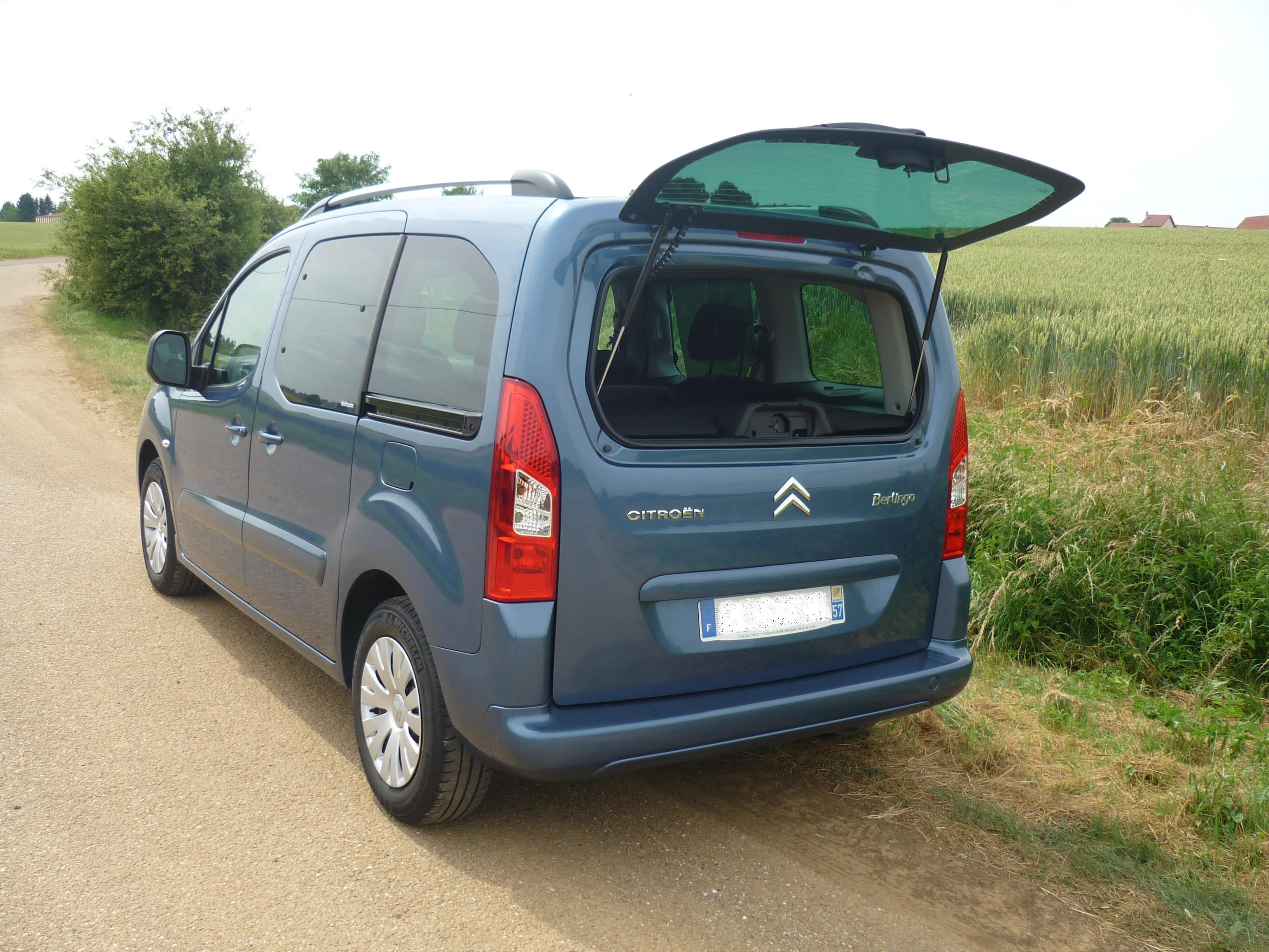 Citroen berlingo hdi 110