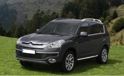 Citroen c-crosser exclusive