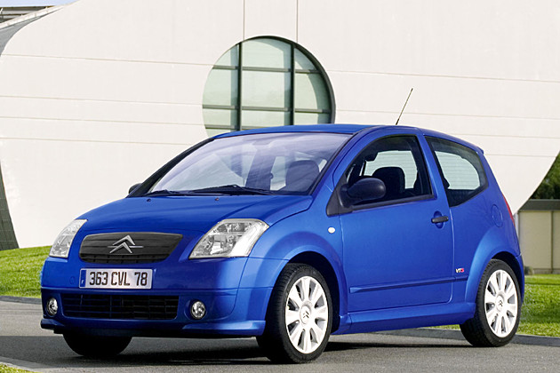 Citroen c2 advance