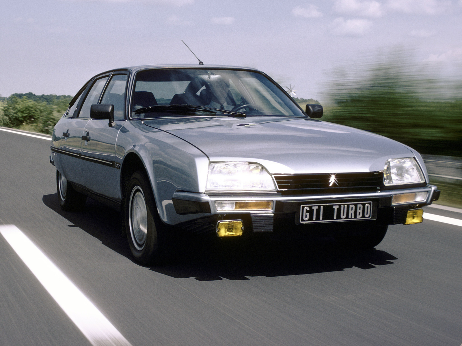 Citroen cx25 gti turbo