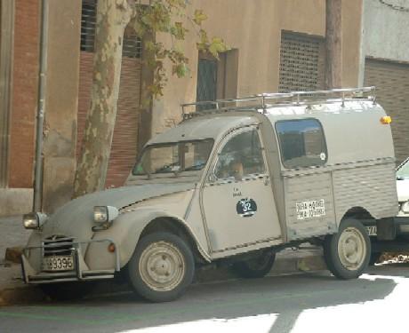 Citroen furgoneta