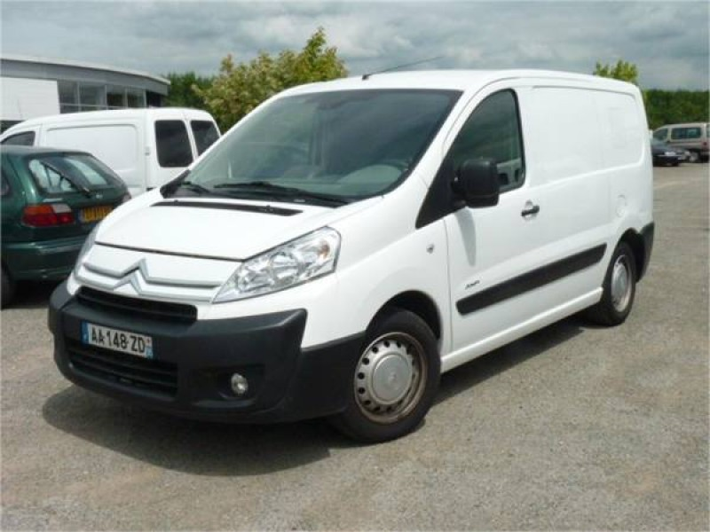 Citroen jumpy 1.6