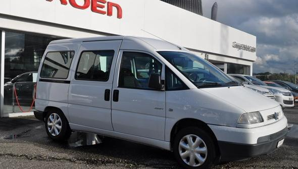 Citroen jumpy hdi 110