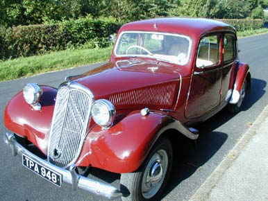 Citroen light 15
