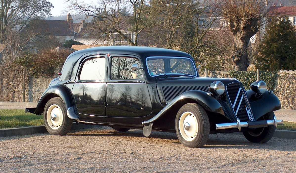 Citroen traction – avant