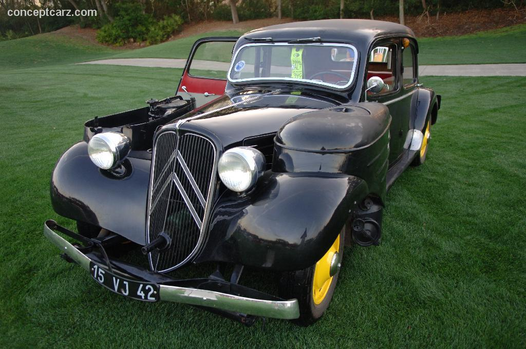Citroen traction 11cv