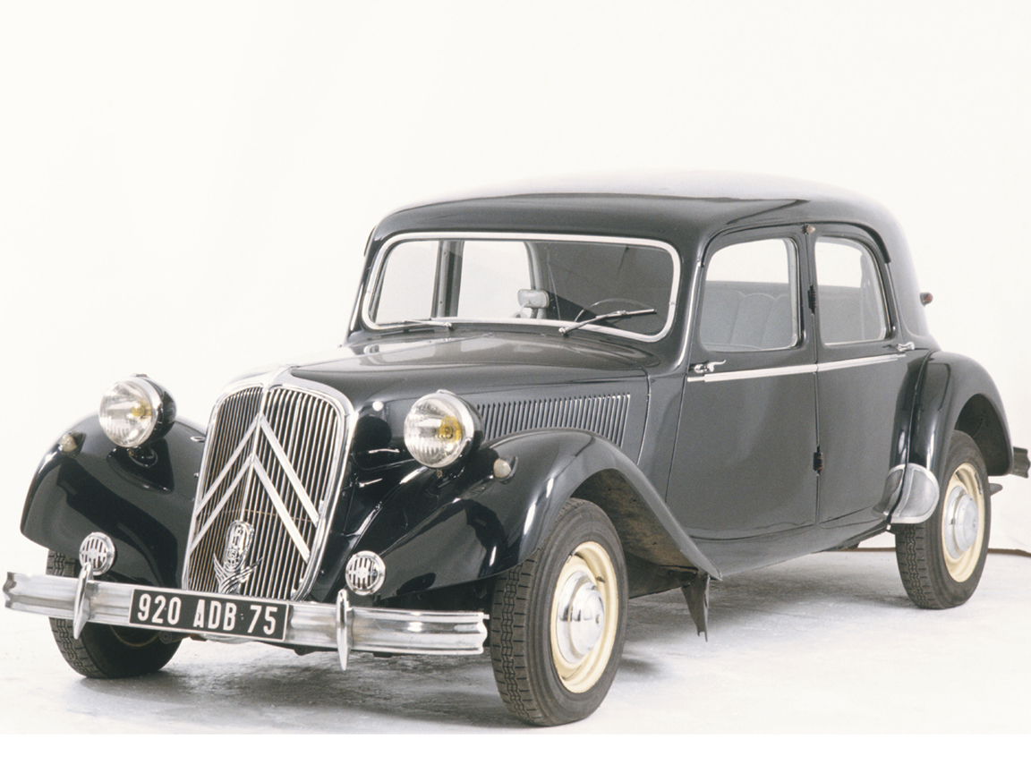 Citroen traction-avant