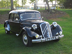 Citroen traction-avant 11