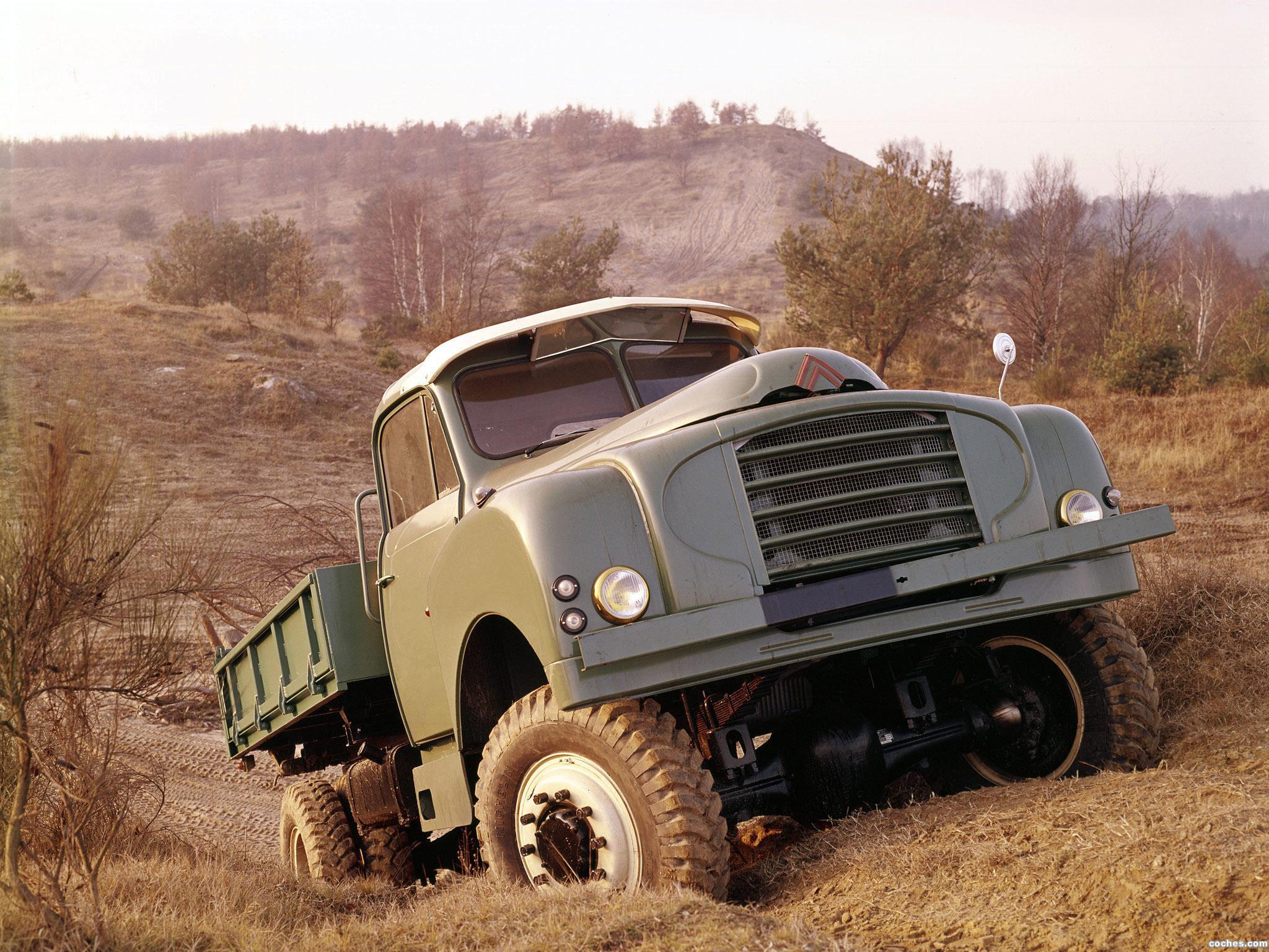 Citroen type 55