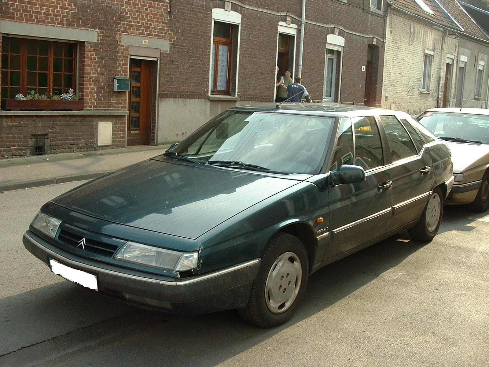 Citroen xm turbo pictures & photos, information of