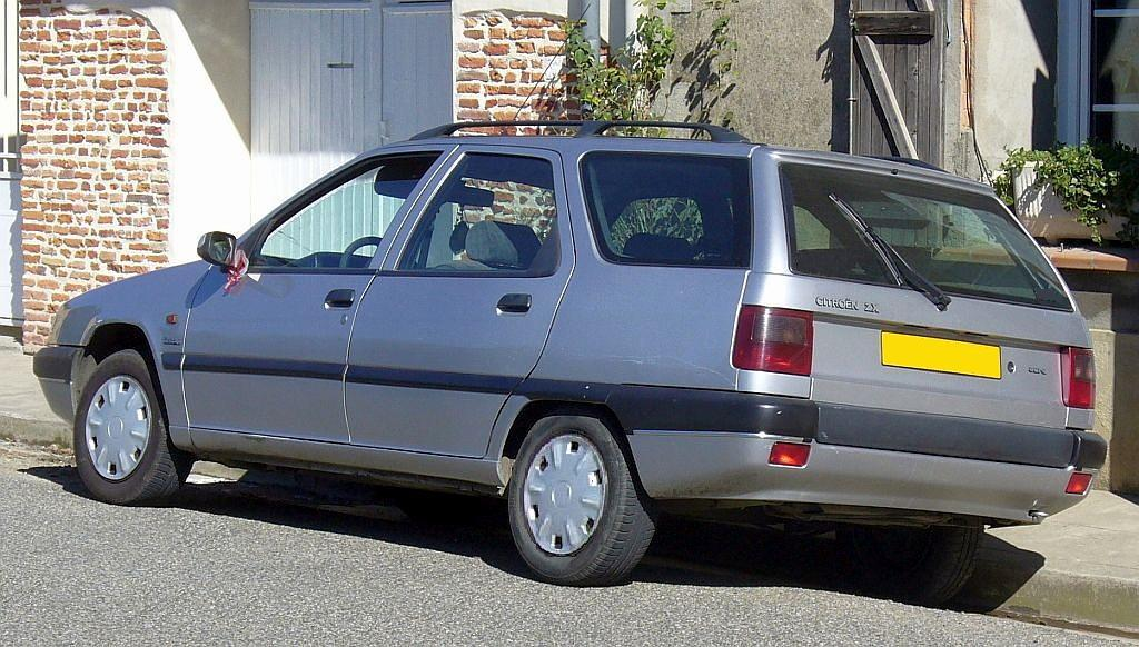 Citroen zx turbo
