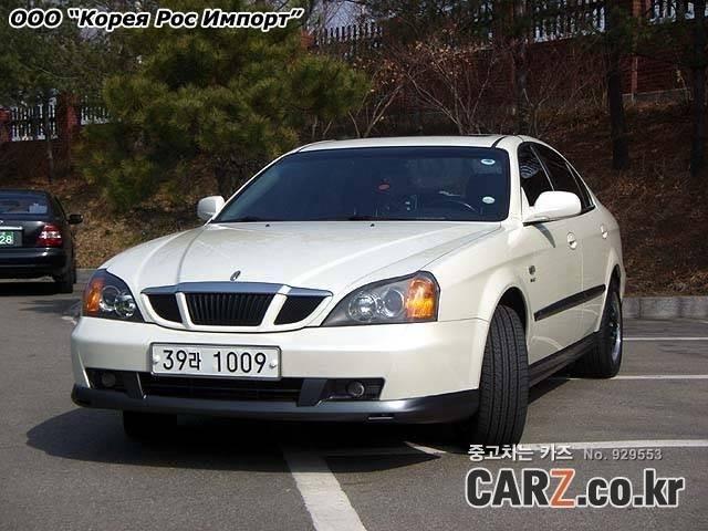 Daewoo magnus l6
