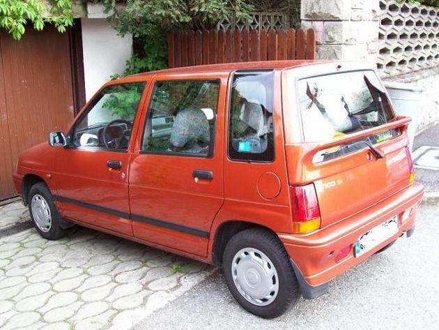 Daewoo tico sx