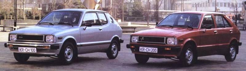 Daihatsu charade classic
