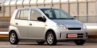 Daihatsu charade cxl