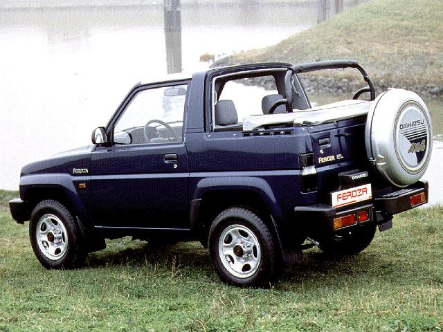 Daihatsu feroza 16v