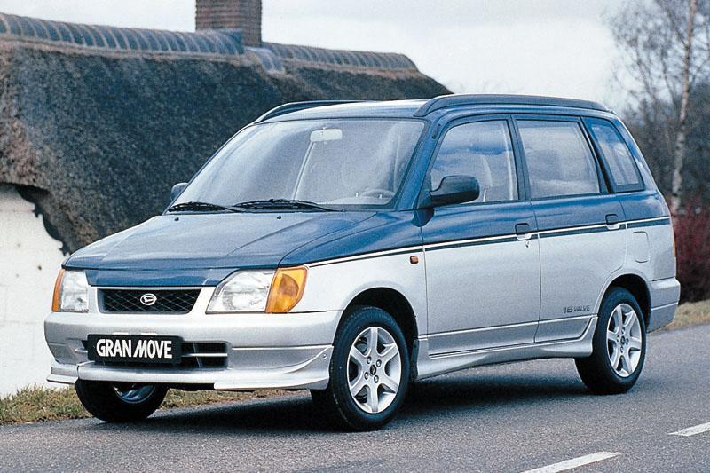 Daihatsu gran move 1.5