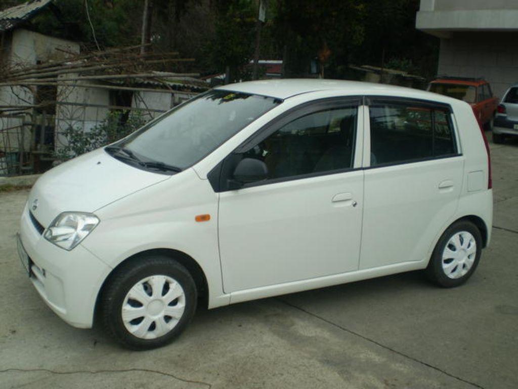 Daihatsu mira turbo