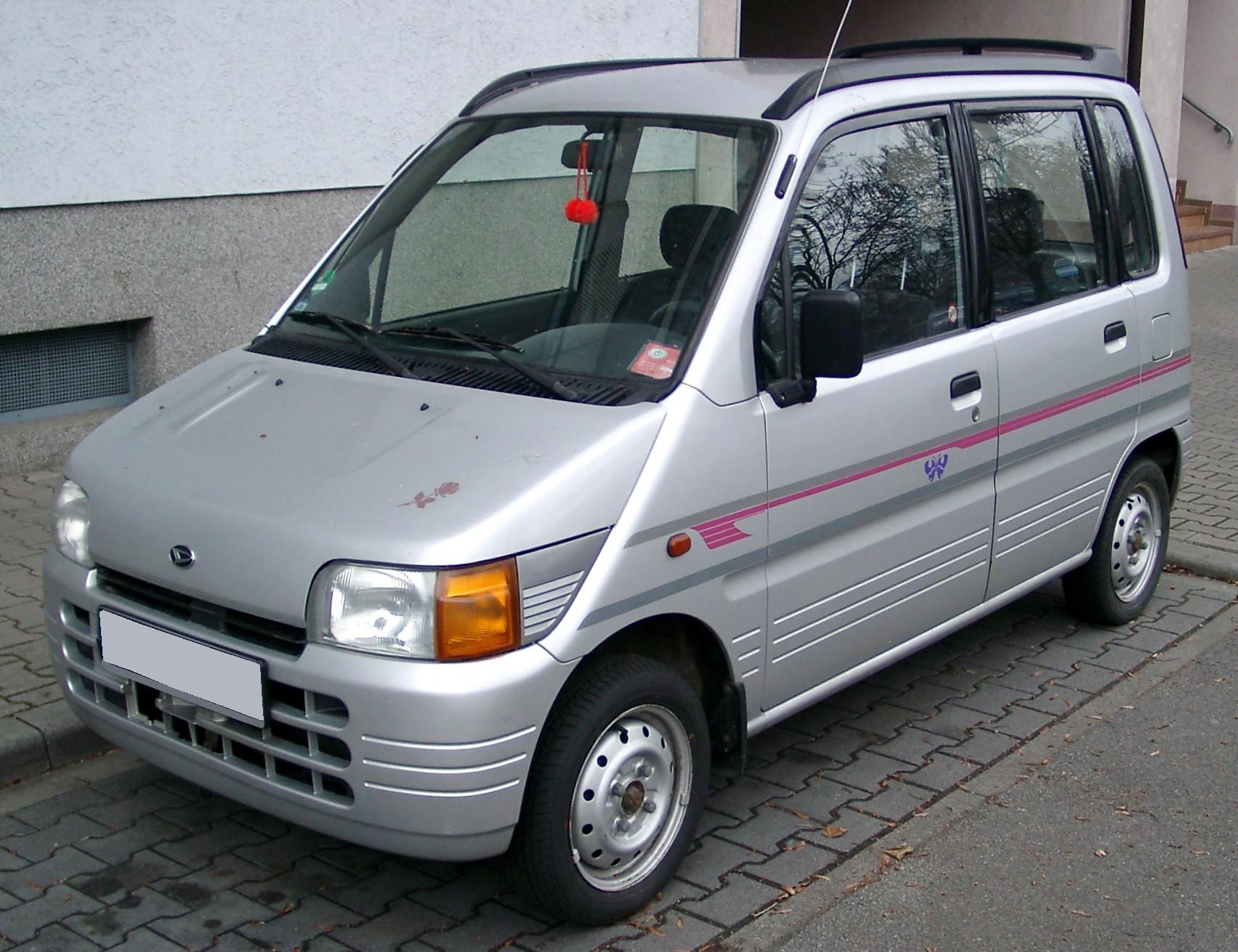 Daihatsu move