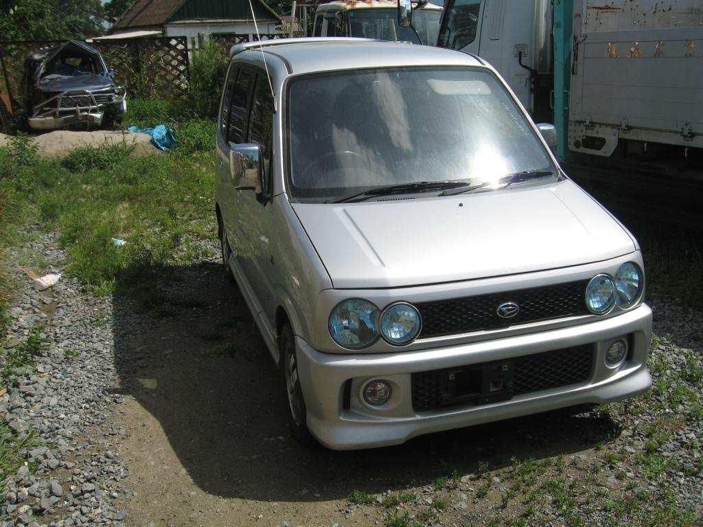 Daihatsu move automatic