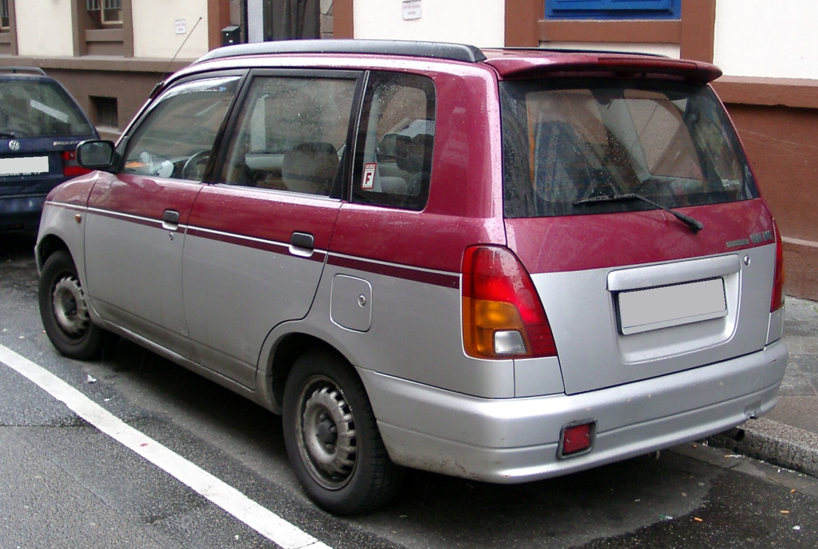 Daihatsu move gran
