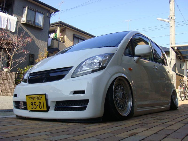 Daihatsu move rs