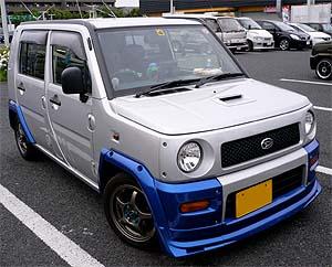 Daihatsu naked