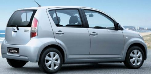 Daihatsu sirion 1.5