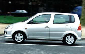 Daihatsu yrv 1.3 plus
